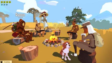 イギリスの22Cans、スマホ向けシミュレーションゲーム「The Trail」をPC向けにも配信決定