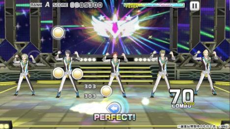 スマホ向けアイドル育成ゲーム「アイドルマスター SideM」の新作「アイドルマスター SideM LIVE ON ST@GE!」の事前登録受付が開始