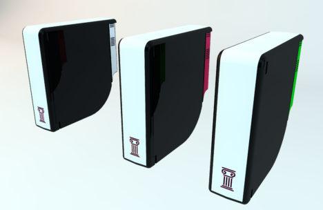 エフマイナー、折りたたみ式の小型モバイルVRゴーグル「カセット」の予約受付を開始