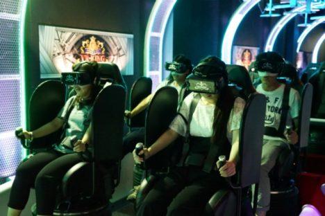 ハウステンボス、VRジェットコースター「VR-KING」を8/1にプレオープン
