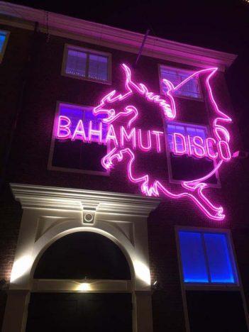 VR体感型音楽アトラクション「バハムートディスコ」がハウステンボスにてグランドオープン