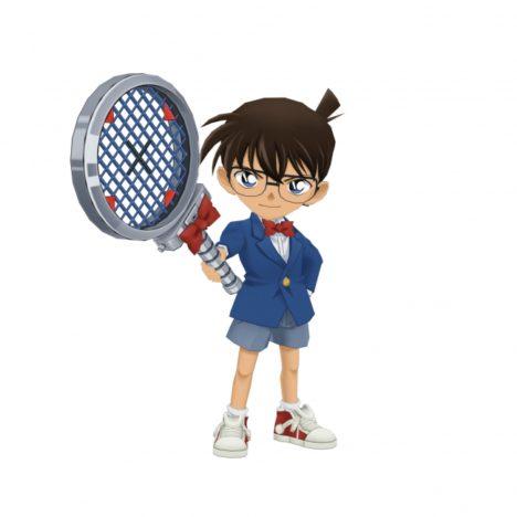 「白猫プロジェクト」のテニスゲーム「白猫テニス」、江戸川コナン、ケロロ軍曹、初音ミク、ジバニャン、ハローキティが登場する1周年企画を実施