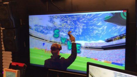 テクノブラッド、JOYSOUNDと連携しカラオケブースでのVR体験スペース「VIRTUAL GATE Project in カラオケルーム」を展開