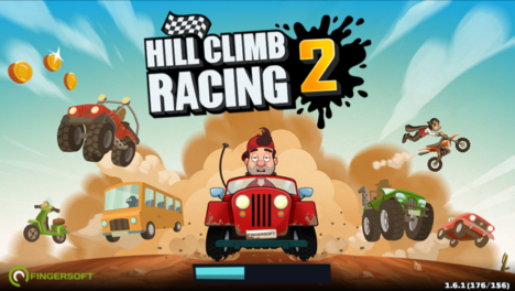 【やってみた】リリースからわずか2ヶ月で4000万ダウンロードを突破したフィンランド産レースゲーム「Hill Climb Racing 2」