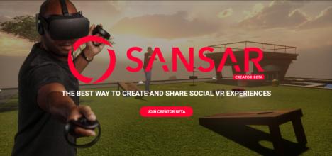 Linden LabのVR対応仮想空間「Sansar」、オープンβに移行