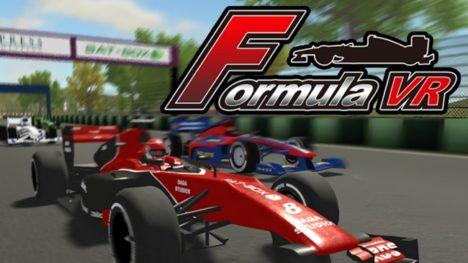 VIRTUAL GATE、超高速のF1レースが体感できる「フォーミュラVR」を配信開始