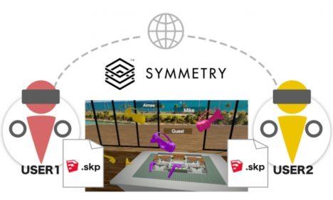 DVERSE、VRソフトウェア「SYMMETRY alpha」のバージョン1.3をリリース