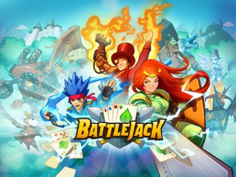 ネクソンとフィンランドのGrand Cru、欧米にてスマホ向けカードバトル RPG「Battlejack」を先行配信開始