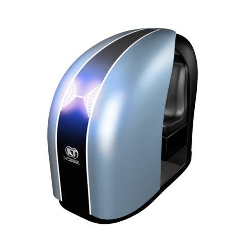 コーエーテクモウェーブ、VR筐体「VR センス」のロケテストを9/2より宇都宮で開催