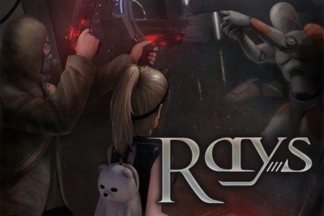 ダズル、HTC Vive向け新作VRマルチプレイFPS「Rays」をリリース 「VR SPACE SHIBUYA」と「VR GAME STAGE」でも提供決定