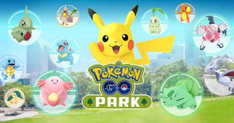 「Pokémon GO」の日本国内初の公式リアルイベント「Pokémon GO PARK」が8/9より開幕