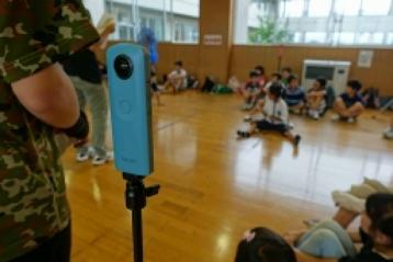 LIFE STYLE、小学生を対象にVRを使用した授業を開催
