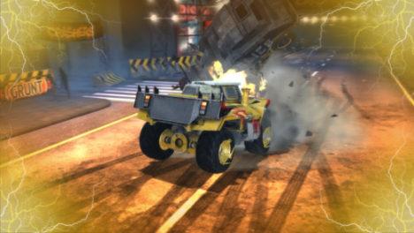 極悪レーシングゲーム「Carmageddon」シリーズのスマホ向け対戦クラッシュゲーム「Carmageddon: Crashers」が正式リリース