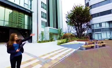 豊田ハイシステムとグリー、新卒採用プロモーションツール 「VRオフィス見学」を提供開始
