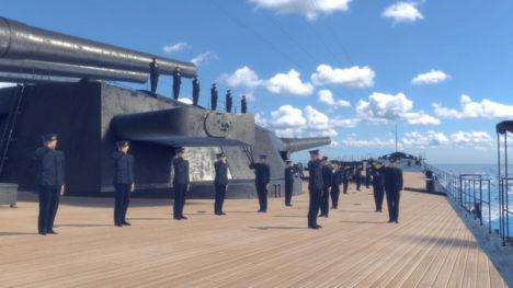 神田技研、SteamにてVR空間で戦艦大和を鑑賞できる「VR戦艦大和」のHTC Vive版をリリース