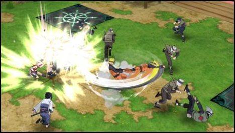 NARUTOシリーズの新作スマホゲーム「NARUTO X BORUTO 忍者BORUTAGE」の事前登録受付がスタート