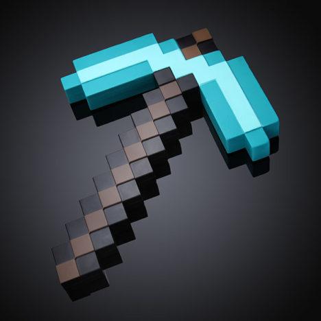 ヴィレッジヴァンガード、「Minecraft」の「ピクセル松明」などの公式アイテムの予約受付を開始