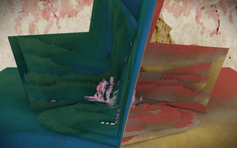 【やってみた】グラフィックもギミックも最高!もはやインタラクティブアートな和風謎解きゲーム「Tengami」
