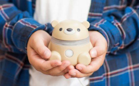 Hamee、クマ型メッセージロボット「Hamic Bear」を発表