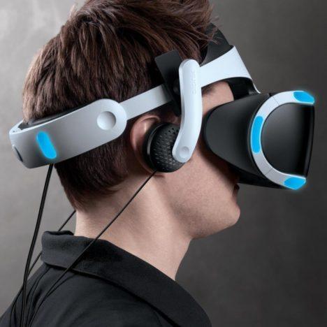 Mogura、bionik製のPS VR対応の一体型ヘッドホン「Mantis」を9/9に発売