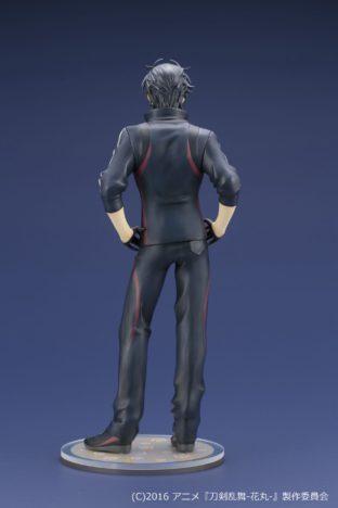 壽屋、「刀剣乱舞」のアニメ「刀剣乱舞-花丸-」の「燭台切光忠 内番ver.」PVCフィギュアの受注を開始