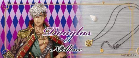 女性向けスマホパズルRPG「夢王国と眠れる100人の王子様」の本格アクセサリーの予約受付がLiefelオンラインショップにてスタート