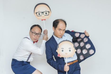 「LINE:ディズニー ツムツム」でオリジナルの「ツム顔」が作れる「ツム顔メーカー」が提供開始