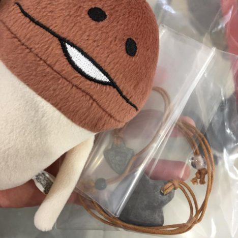 【レポート】「ダンボールなめこのお店番」 in なめこ市場東京本店に行ってきた