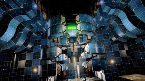 10/11より梅田ジョイポリスによむネコのVR脱出ゲーム「エニグマスフィア」新装版が登場