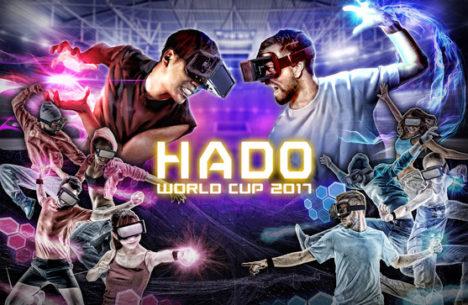 賞金総額は300万円 ARスポーツ「HADO」の世界大会 「HADO WORLD CUP 2017」が12/3に開催決定