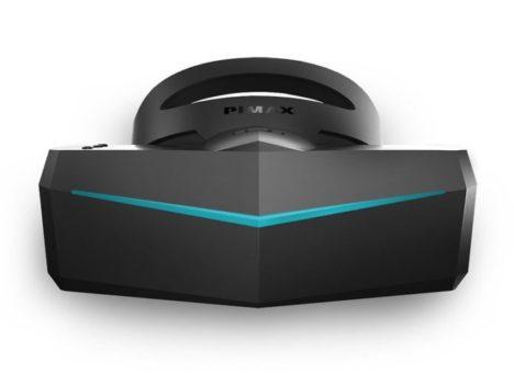 ドゥモア、8K解像度対応VRヘッドセット「Pimax 8K」を販売