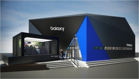 サムスン、最新スマホやVRを体験できる「Galaxy Studio Tokyo」をリニューアルし全国30か所で展開