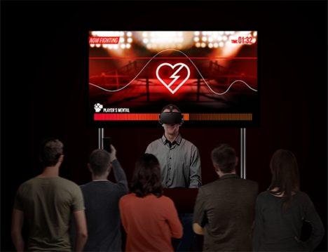 ピラミッドフィルムクアドラ、VRと心拍センサーを組み合わせたアミューズメントシステム「VR PULSE」を提供開始