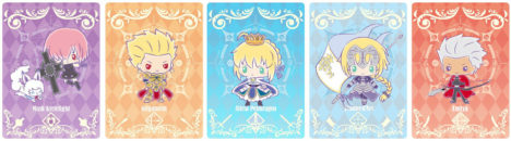 FateRPG「Fate/Grand Order」とサンリオがコラボ オリジナルデザインのグッズを販売