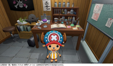 ONE PIECEのVRゲーム「ONE PIECE GRAND CRUISE」、東京ワンピースタワーで展開中の先行プレイ版が新バージョン