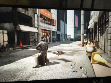 【TGS2017】SNSのアカウント情報からユーザーを解析して武器を生成するアクションゲーム「Last Standard」がプレイアブル出展
