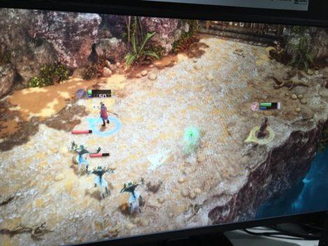 【TGS2017】プレイヤーキャラが全員魔法使い 魔法を使い分けて敵と戦う協力アクションRPG「Nine Parchments」