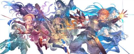 ファンタジーRPG「グランブルーファンタジー」の新作TVアニメが制作決定