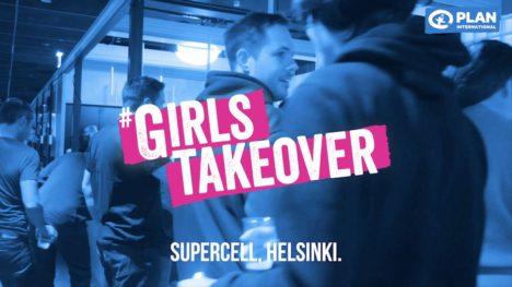 Supercell、国際ガールズ・デーに合わせ15歳の女の子を一日CEOに任命するイベントを実施