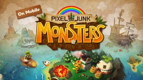 キュー・ゲームス、タワーディフェンスゲーム「PixelJunk Monsters」のスマホ版開発プロジェクトをKickstarterにて開始