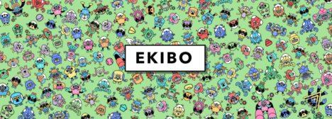 iOS向け位置情報ゲーム「EKIBO」がARKitに対応 AIパーソナライズも強化