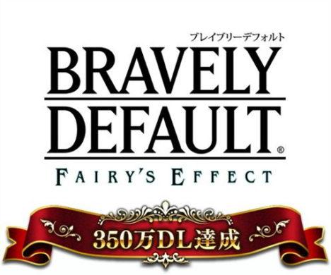 スマホ向けRPG「BRAVELY DEFAULT FAIRY'S EFFECT」、350万ダウンロードを突破