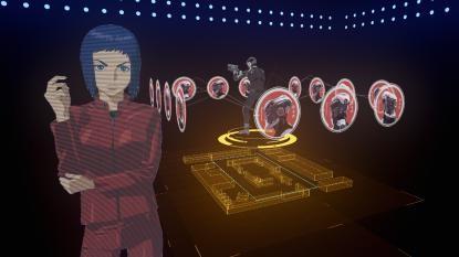 VR ZONE SHINJUKUに12/9より「攻殻機動隊」シリーズのVRアクティビティ「近未来制圧戦アリーナ 攻殻機動隊 ARISE Stealth Hounds」が登場