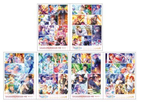 「ボーイフレンド(仮)」シリーズのキャラクターソングCD 「ボーイフレンド(仮)プロジェクト ミュージックアルバム 藤城学園 #02」が発売決定