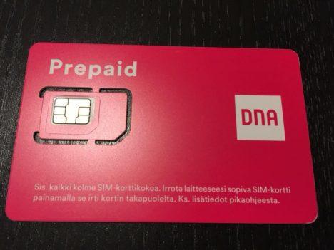 【コラム】簡単!激安!無制限!フィンランドのプリペイドSIMカードが優秀過ぎる件
