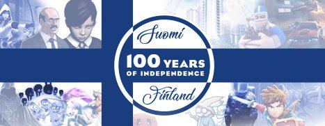 祝!独立100周年 Steamがフィンランド製ゲームのセールを実施中