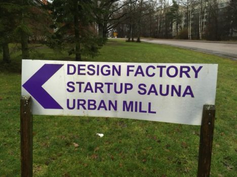 【レポート】壮大な教育の公開実験場---アールト大学の「Design Factory」と「Startup Sauna」を見てきた