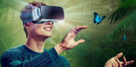 「変なホテル東京西葛西」にてGear VRのレンタルが開始