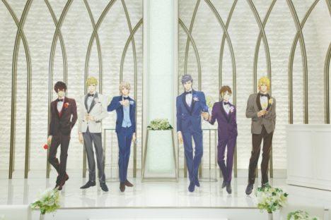 スマホ向け恋愛ゲーム「ときめきレストラン☆☆☆」、結婚式場とのコラボ第2弾を実施