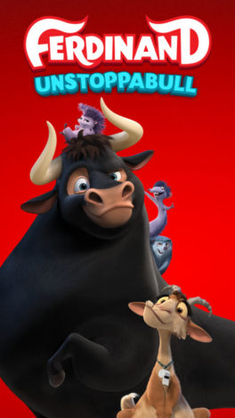 【やってみた】マッチ3パズル+インフレゲームな20世紀FOXの新作アニメ映画「Ferdinand」の公式スマホゲーム「Ferdinand: Unstoppabull」